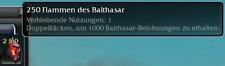 250 Flammen des Balthasar / Guild Wars / GW1