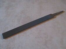 Präzisionshandfeile flach 250 mm lang Hieb 2