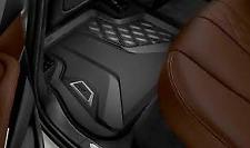 BMW Genuine Front Rubber Mat Set G05 X5 G07 X7 Current Model 51472458553