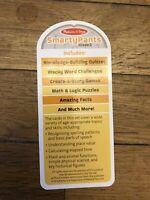 Melissa & Doug Smarty Pants Grade 2 Genius Educational Building Cards