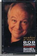 Bob Gibson - Makin' a Mess: Bob Gibson Sings Shel Silverstein-New Cassette Tape!