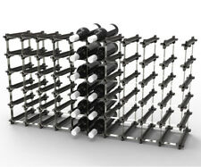 50 NOOK® Wine Rack - Easy 2 Step Assembly - No Hardware Required. Free Shipping!