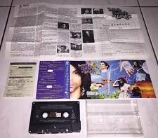 Prince 1990 Graffiti Bridge Taiwan OBI 17 Track Cassette Tape with Promo Insert