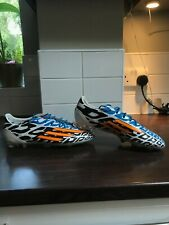 ADIDAS F30 ADIZERO FOOTBALL BOOTS UK9