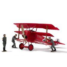 Modellini statici di aerei e veicoli spaziali rosso Revell in plastica