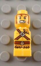 LEGO Yellow Heroica Barbarian Microfig