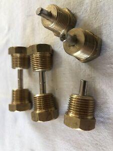 Triumph Spitfire Gt6 Hersld Vitesse Magnetic Sump Plug Brass 114774