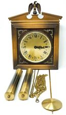 E Schmeckenbecher H-65 Wall Clock Made in West Germany - Non working/Need Repair