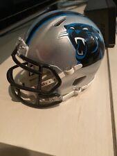 New listing NFL Football Riddell Proline Carolina Panthers Mini Helmet 3 5/8 For Autographs