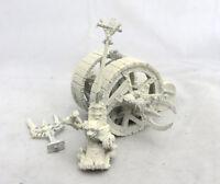 Warhammer Skaven doomwheel doom wheel  army lot metal OOP