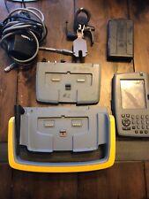 Trimble TCU Data Collector w/ Survey Controller  SW and Robotic Holder w/ 2.4GHz