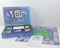 MOTD BBC Match Of The Day Vintage Board Game 1997 Complete