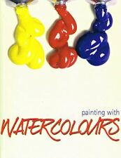 Painting with Watercolours, Hal Norman, Like New, Hardcover