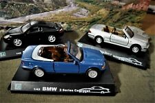 Hongwell  Cararama 1/43 Diecast Collection Porsche, Mercedes, BMW. NEW !