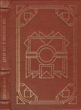 The Invaders & The Beast L. Ron Hubbard Easton Press VG+