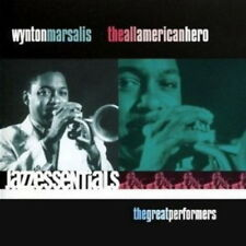 Wynton Marsalis The All American Hero The Great Performers 2000 CD