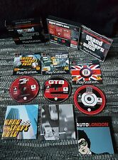 -- GTA Édition Collector PS1 Ultra Complet Version Française Comme Neuf --