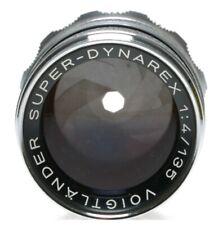 Voigtlander Super-Dynarex 1:4/135 Camera Lens Bessamatic