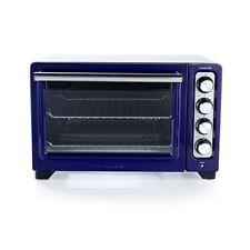 "KitchenAid Refurbished 12"" Compact Countertop Oven | Cobalt"