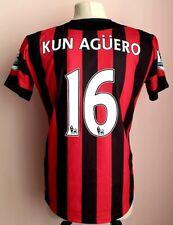 Manchester City 2011 - 2012 Away football Umbro shirt