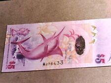BERMUDA  2009 FIVE Dollar Note Gem Uncirculated