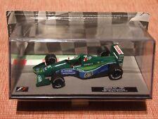 1991 F1 Michael Schumacher Jordan 191 échelle 1:43