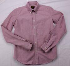 Boys Ralph Lauren Rugby Button Front Long Sleeve Shirt Size 0