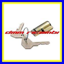 Serratura chiave bloccasterzo ZADI PIAGGIO SI sterzo guida stretta piccola 4mm.
