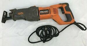 RIDGID R3002 Reciprocating Saw 10-Amp, P M
