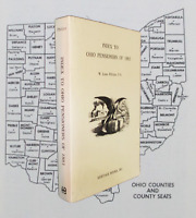 Index to Ohio Pensioners of 1883 Genealogy History 1987 Heritage