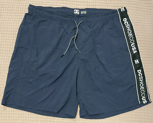 DC Shoes Mens Tape Side Walk Shorts Size XL