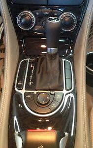 Mercedes-Benz OEM R230 SL Class Black Ash Wood Interior Trim Kit - 2003-2011 NEW