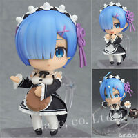 Nendoroid Re:Life In a Different World From Zero Rem PVC Figure Model 10cm