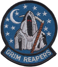US Navy VFA-101 Grim Reapers  Embroidered Patch ** LAST FEW **