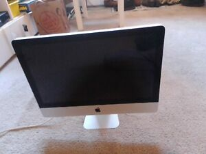 "Apple iMac A1311 2010 21.5"" Intel Core 2 d 3.06GHz  128gb SSD   8 GB DDR3 RAM"