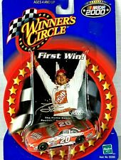 Tony Stewart Winners Circle Die Cast Stockcar Nascar #20 First Win NIP