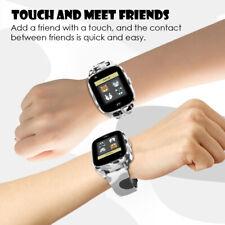 Lemfo LEC2pro Camouflage Children's smart watch Montre pour enfant GPS 4G wifi
