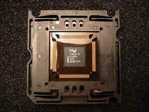 Intel Mobile Pentium 75 MHz CPU / Microprocessor  TT80502-75  **NEW**  Qty.1