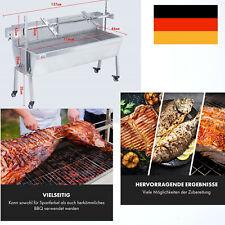 Spanferkelgrill Lammgrill BBQ Barbecue Grillwagen Grill Hänchengrill K7H5
