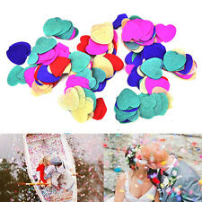 1000X/lot Heart Confetti Love Wedding Party Decoración de mesa romántica NuevoVP