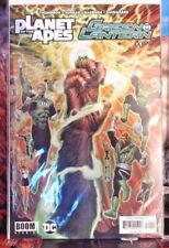 PLANET OF THE APES & GREEN LANTERN - COMPLETE STORY ARC - 1ST CROSSOVER