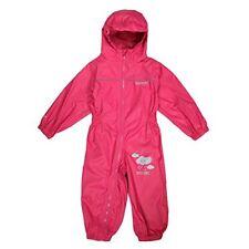 Vêtements décontractés respirables en polyester pour fille de 2 à 16 ans