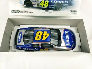 Team Caliber Owners #144 of 7560 Jimmie Johnson 48 Lowe's 2003 Monte Carlo 1:24