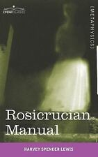 Rosicrucian Manual (Hardback or Cased Book)
