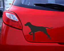 Magyar Vizsla Hunde Aufkleber Autoaufkleber Sticker