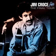 Jim Croce ~ The Final Tour NEW SEALED CD BALL OF KIRRIEMUIR,OPERATOR AND MORE
