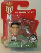 SoccerStarz AS Monaco James Rodriguez Home Kit 2013-14