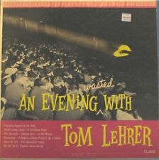 TOM LEHRER, AN EVENING WASTED WITH - LP