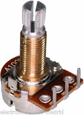 POTENTIOMETER 100K A100K AUDIO 16mm FOR PRO CO RAT EFFECT PEDALS