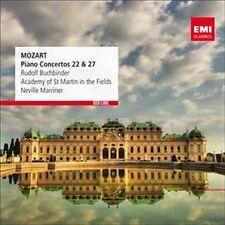 Red Line: Mozart - Piano Concertos No 22 & 27, New Music